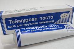 Теймурова паста, паста д/наружн. прим. 50 г №1